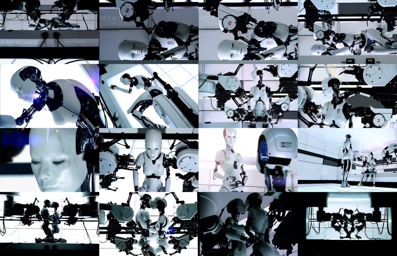 Bjork S Music Videos In 16 Frames
